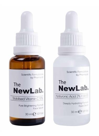 The NewLab Donuk & Cansız Ciltler için Yenileyici & Canlandırıcı Bakım Seti Renksiz